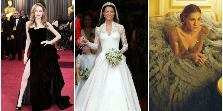 The 100 Most Iconic Dresses of All Time