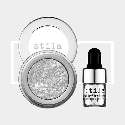 "<p>Stila has mastered the art of the metallic shadow that'll last all. night. long. The foil finish cream delivers a shimmery, buildable wash that won't get super creasy or leave your face covered in sparkles by the end of the night.</p><p><strong>Reddit Real Talk: </strong>""I was really impressed by how closely the color matches what's in the pot when it's on the eye. You can use the primer provided to thin out the product if you want a less intense or dramatic look, which is also nice.""—Sssamanthaa </p><p>Stila Magnificent Metals Foil Finish Eye Shadow, $32; <a href=""http://bit.ly/1U2Ax6F"" target=""_blank"">macys.com</a>.</p>"