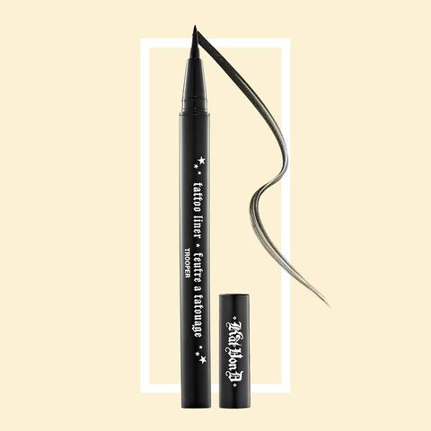 "<p>A daily cat eye devotee, I'm forever on the hunt for super-precise, easy-to-apply liquid liners that do. not. move. A unicorn in its own right, Kat Von D's cult-favorite, fray-free brush tip pen is highly-pigmented and waterproof, yet glides across the upper lash line with ease.</p><p><strong>Reddit Real Talk:</strong> ""This is by far, my holy grail liner. I get the sharpest wings from it and it's decent to fix if you make a mistake. I've tried quite a few similar products and they either lack the lasting power, the opacity, or brush tip to get me exactly what I'm looking for.""—lilmackie</p><p>Kat Von D Tattoo Liner, $19; <a href=""http://bit.ly/1Xb5IdZ"" target=""_blank"">sephora.com</a>.</p>"