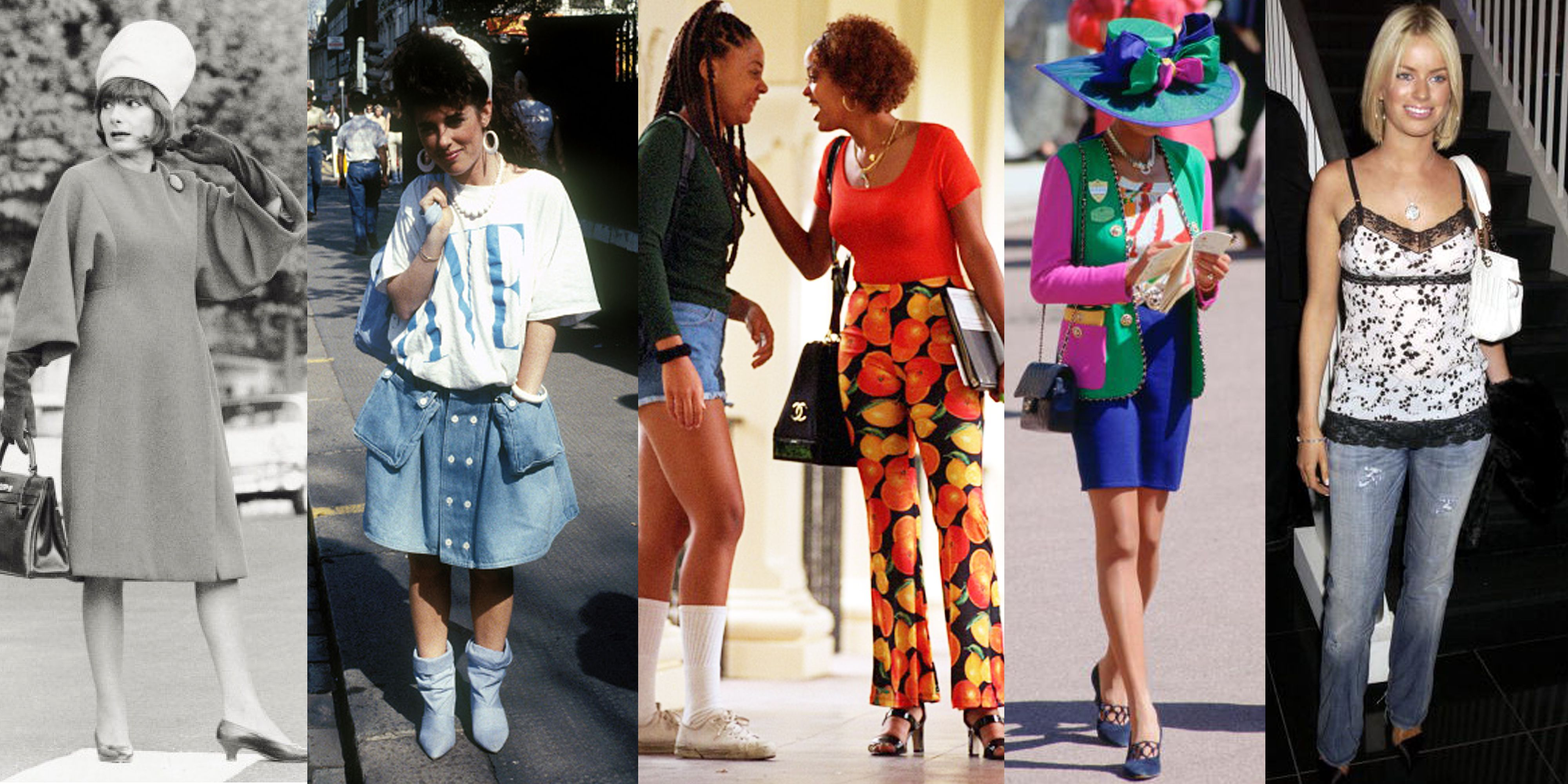 What People Were Wearing the Year You Were Born
