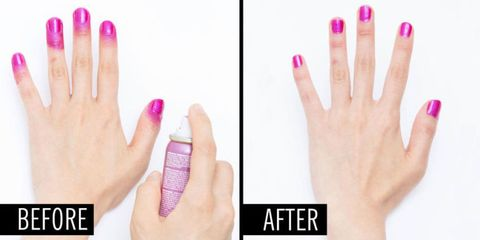 4 Women Tried Spray-On Nail Polish and Here's What Happened