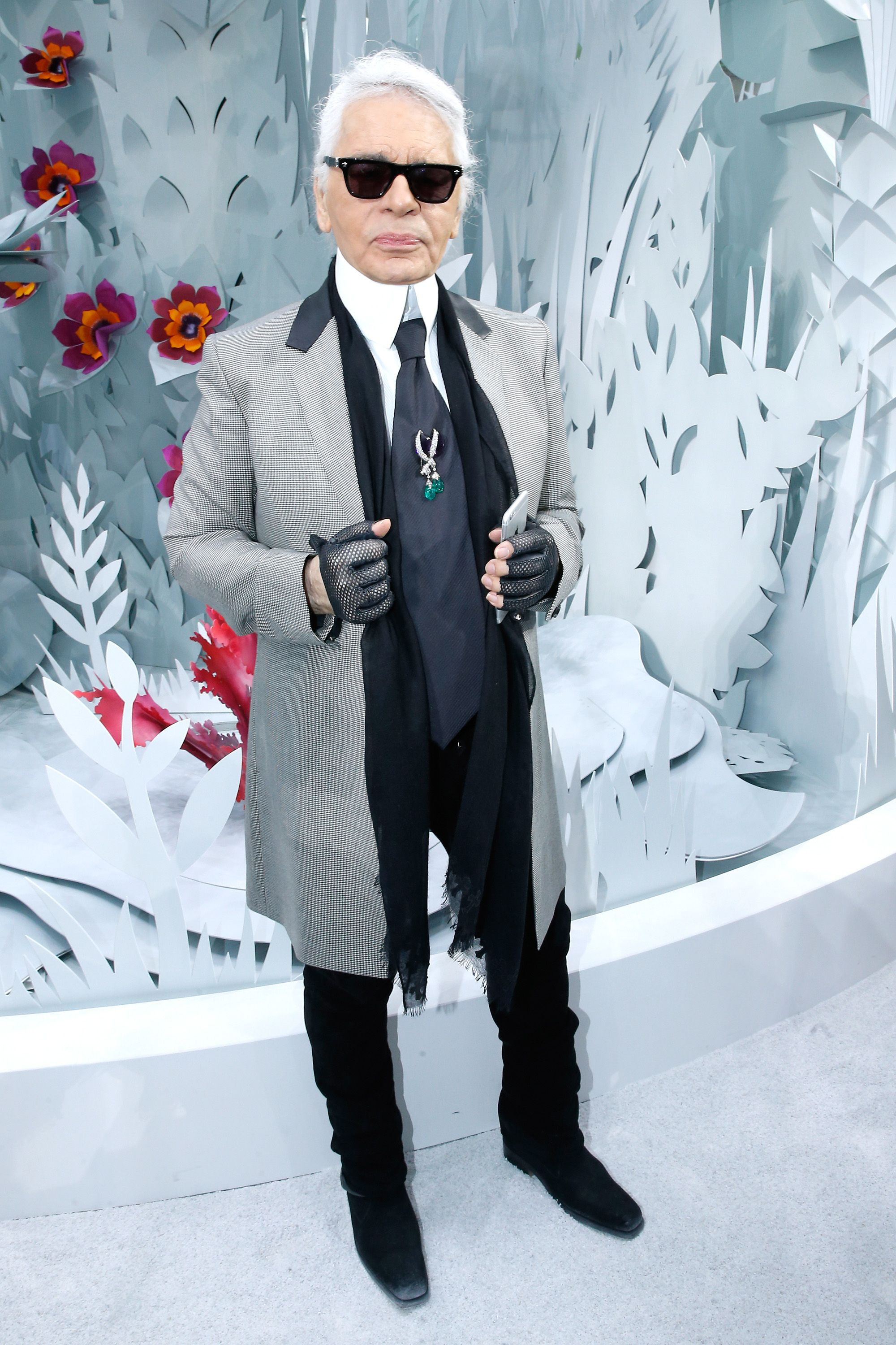 What Fashion Designers Wear - How Famous Fashion People Dress