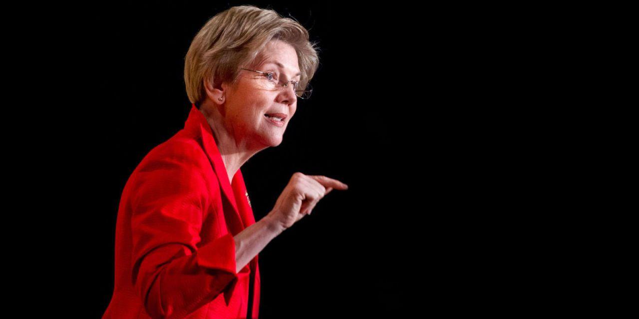 Elizabeth Warren's Twitter Take Down of Trump Will Make You Cheer