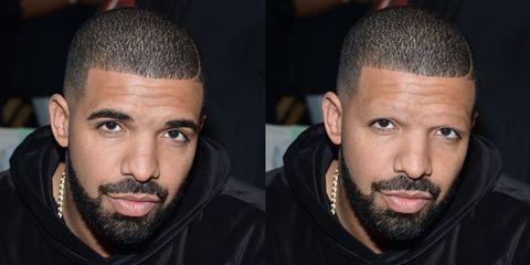 Head, Facial hair, Nose, Ear, Mouth, Cheek, Hairstyle, Skin, Eye, Chin,