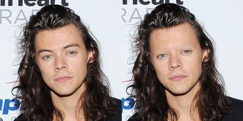 Hair, Lip, Cheek, Hairstyle, Skin, Eye, Chin, Forehead, Eyebrow, Facial hair,