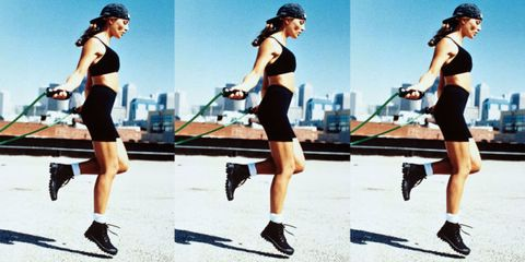 Over Indoor Cycling? 5 Reasons You Should Be Jumping Rope Instead
