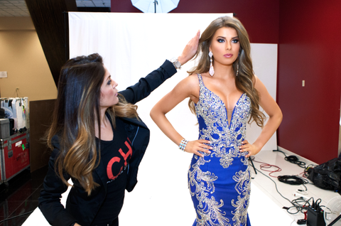 A Look at the World of the Miss Universe Pageant