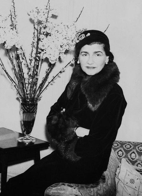 <p>Coco Chanel</p>