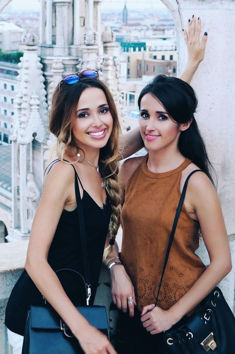 How an Economist and a Lawyer Ditched It All to Become Successful Style Bloggers