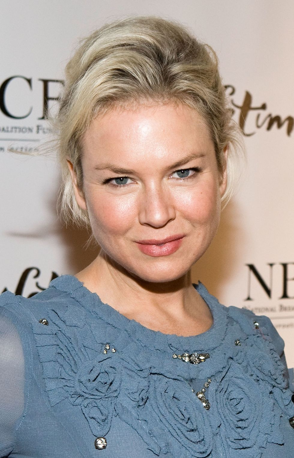 """Renée Zellweger Zellweger kept it short and sweet when talking about not wanting kids in an interview with the London Times in 2008, three years after her four-month marriage to country crooner Kenny Chesney ended: """"Motherhood has never been an ambition. I don't think like that."""""""