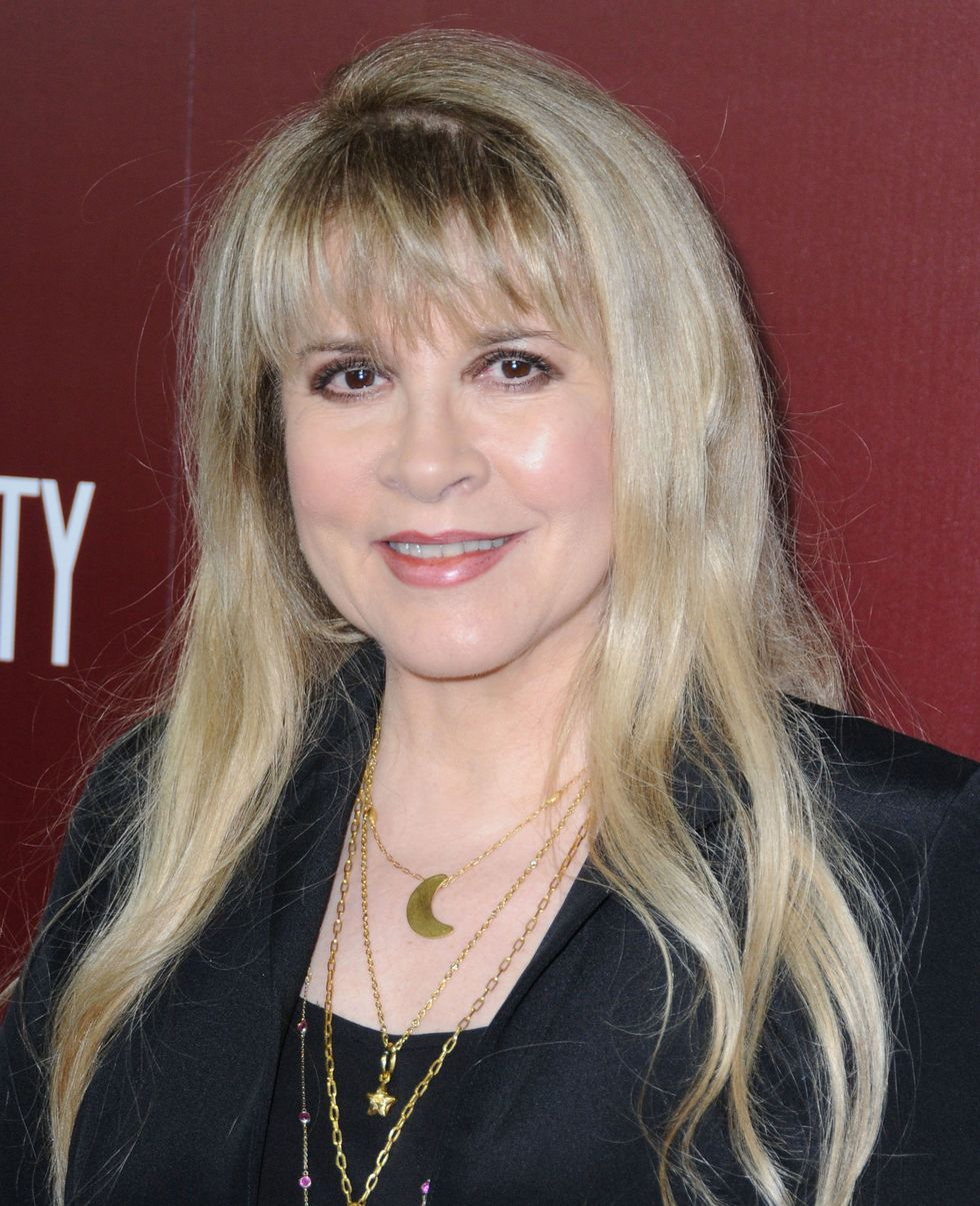 Stevie Nicks Stevie Nicks gave a hard no to having to do mom stuff back in a 2002 interview with InStyle . Her reason: to stay true to her career.