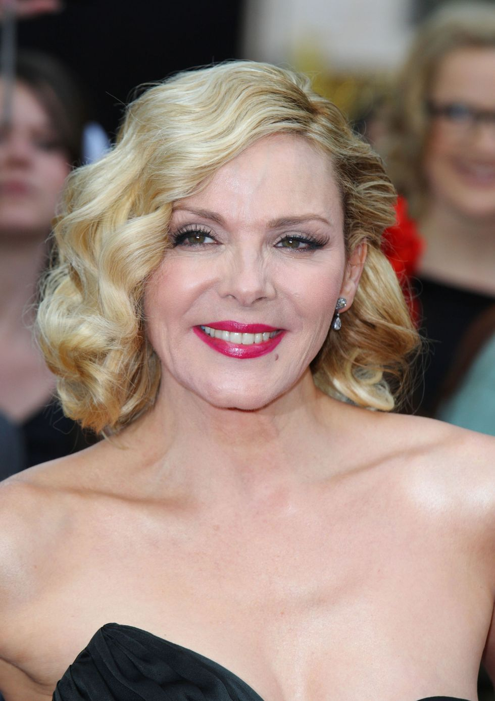 """Kim Cattrall Much like her own character Samantha on Sex and the City, Cattrall is more about freedom than anything else. """"When I was 5, my fantasy was to have a hundred dogs and a hundred kids. I realized that so much of the pressure I was feeling was from outside sources, and I knew I wasn't ready to take that step into motherhood. Being a biological mother just isn't part of my experience this time around,"""" she openly shared to the March 2003 issue of O, The Oprah Magazine ."""