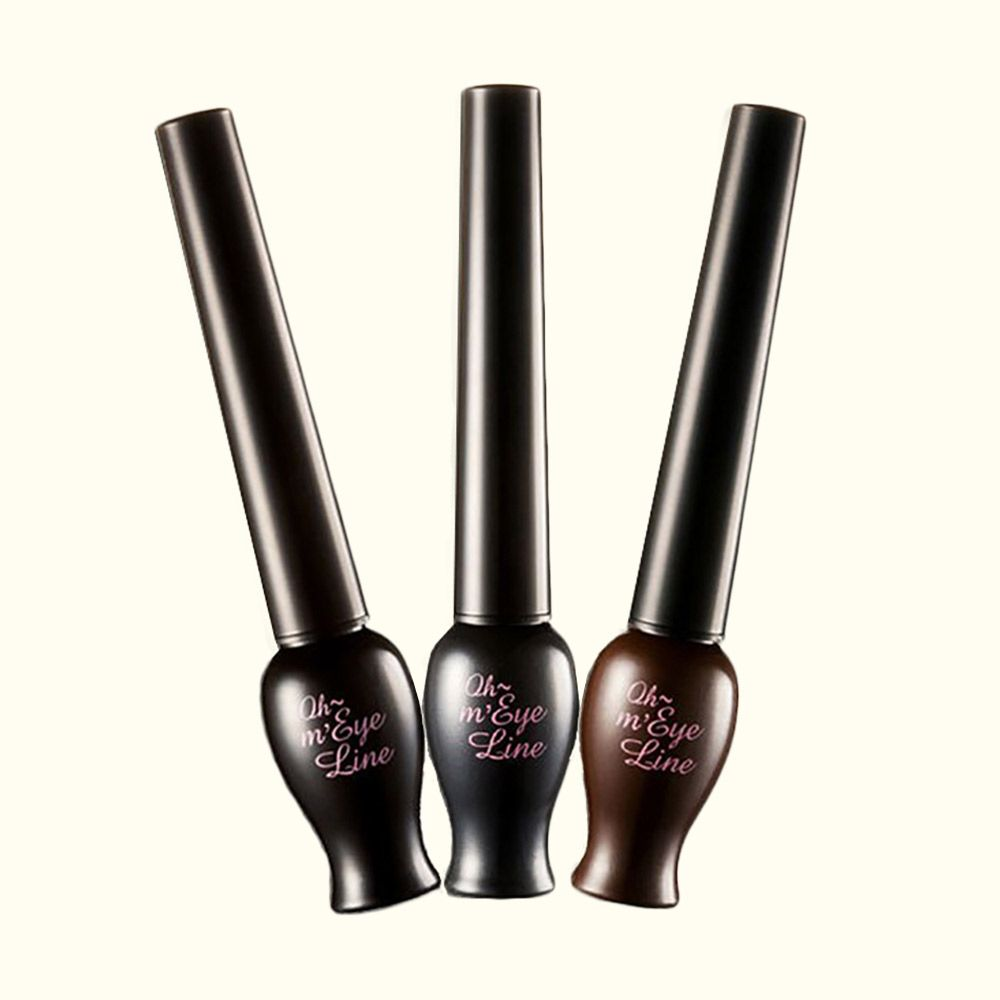 "<p>This highly-pigmented liquid glides on easily for bold, smudge-proof lines. Not to mention comes in a cool, retro-inspired bottle that'll inspire a next-level feline flick.</p><p><em>Etude House Oh m'Eye Line Liquid Eyeliner, $4.54; <a href=""http://bit.ly/1UGPewX"" target=""_blank"">amazon.com</a></em><em>.</em></p>"