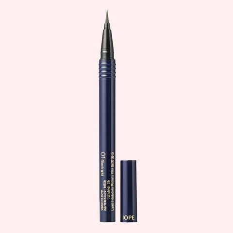"<p>If you're one for a more natural-looking finish, you'll love the fine and gentle, elastic brush tip that comes with this stays-put-forever formula. It even has a grip for comfy application.</p><p><em>IOPE Line Defining Eyeliner, $32.85; <a href=""http://bit.ly/1Xft1nq"" target=""_blank"">amazon.com</a>.</em></p>"