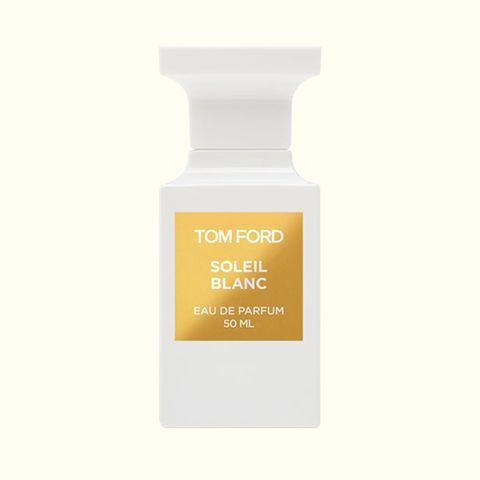 "<p>Simply Put: If you want unapologetically hot sex on the beach in decadent fashion, Ford's latest private blend is your scent.</p><p><strong>Key Notes:</strong> Bergamot, coconut, and amber.</p><p><em>Tom Ford Private Blend Soleil Blanc Eau de Parfum, $220; <a href=""http://bit.ly/25LBZyo"" target=""_blank"">nordstrom.com</a>.</em><br></p>"