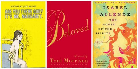 50 Books Every Woman Should Read