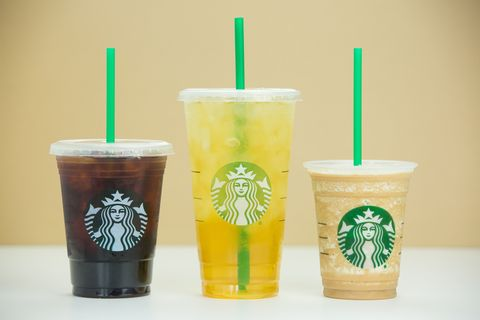 10 Surprising Starbucks Drinks That Have Less Than 100 Calories