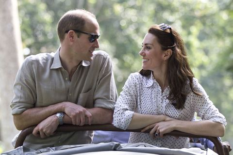 Prince William and Kate Middleton Went on Safari and It Was Royally Magnificent