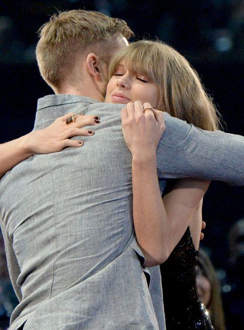 Interaction, Hug, Love, Audience, Gesture, Blond, Bracelet,