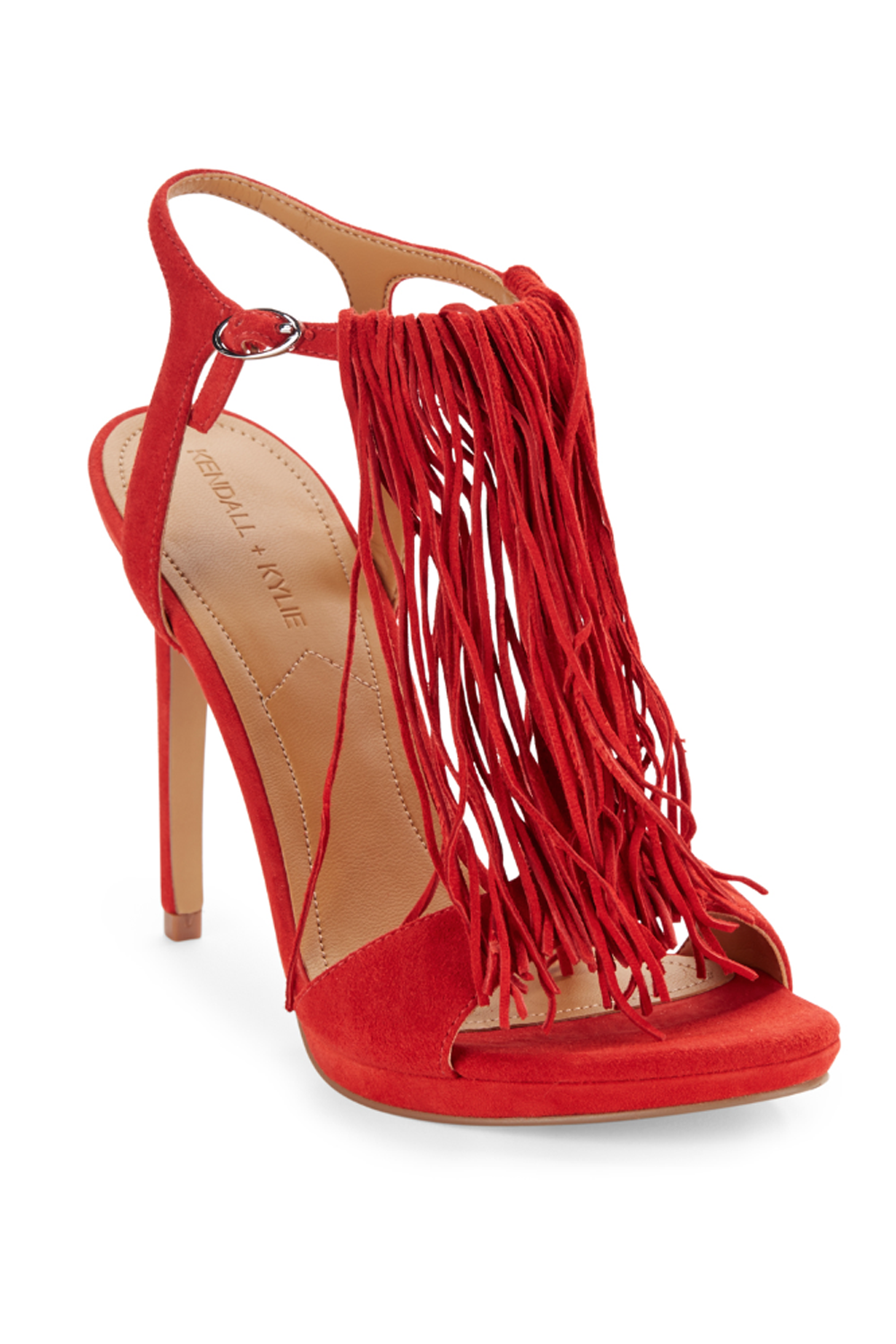 "<p>Yes, that's fringe. And flaming red. And a high, high heel. An LBD + these shoes = your go-to for a night of dancing. </p><p><em>Kendall + Kylie Aries Fringed Suede Sandals, $140; <a href=""http://www.lordandtaylor.com/webapp/wcs/stores/servlet/en/lord-and-taylor/aries-fringed-suede-sandals-0001-kkariess--1"" target=""_blank"">lordandtaylor.com</a></em></p>"