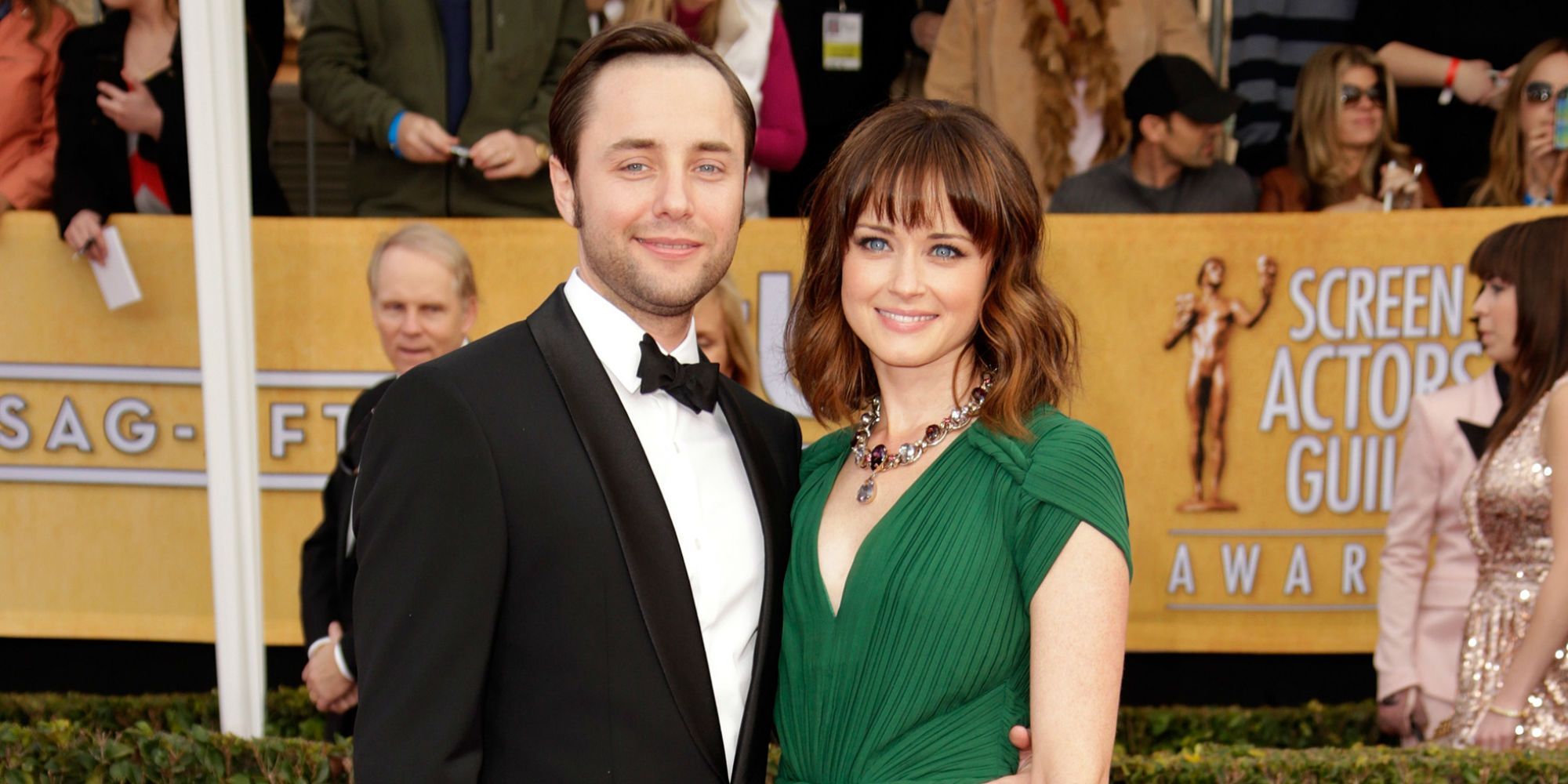 See Photos of Alexis Bledel and Vincent Kartheiser\'s Brooklyn ...