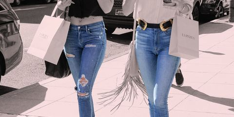 Where to Shop the Best High-Waisted Jeans