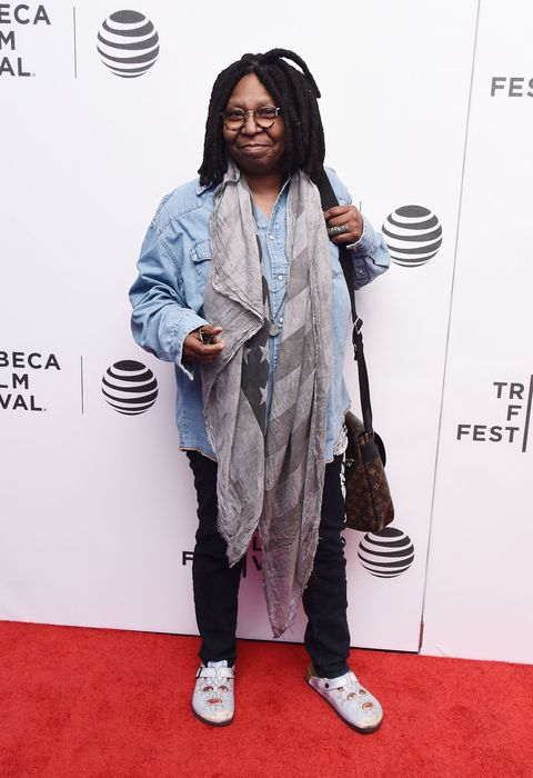<p>At the Tribeca Film Festival Shorts. </p>