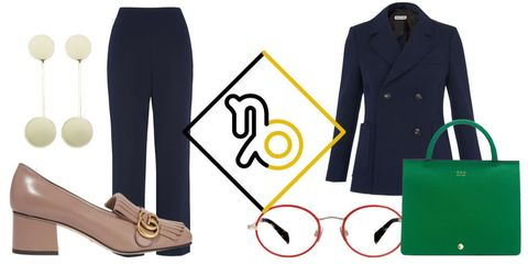 What to Wear to an Interview Based on Zodiac Sign - Interview Outfit