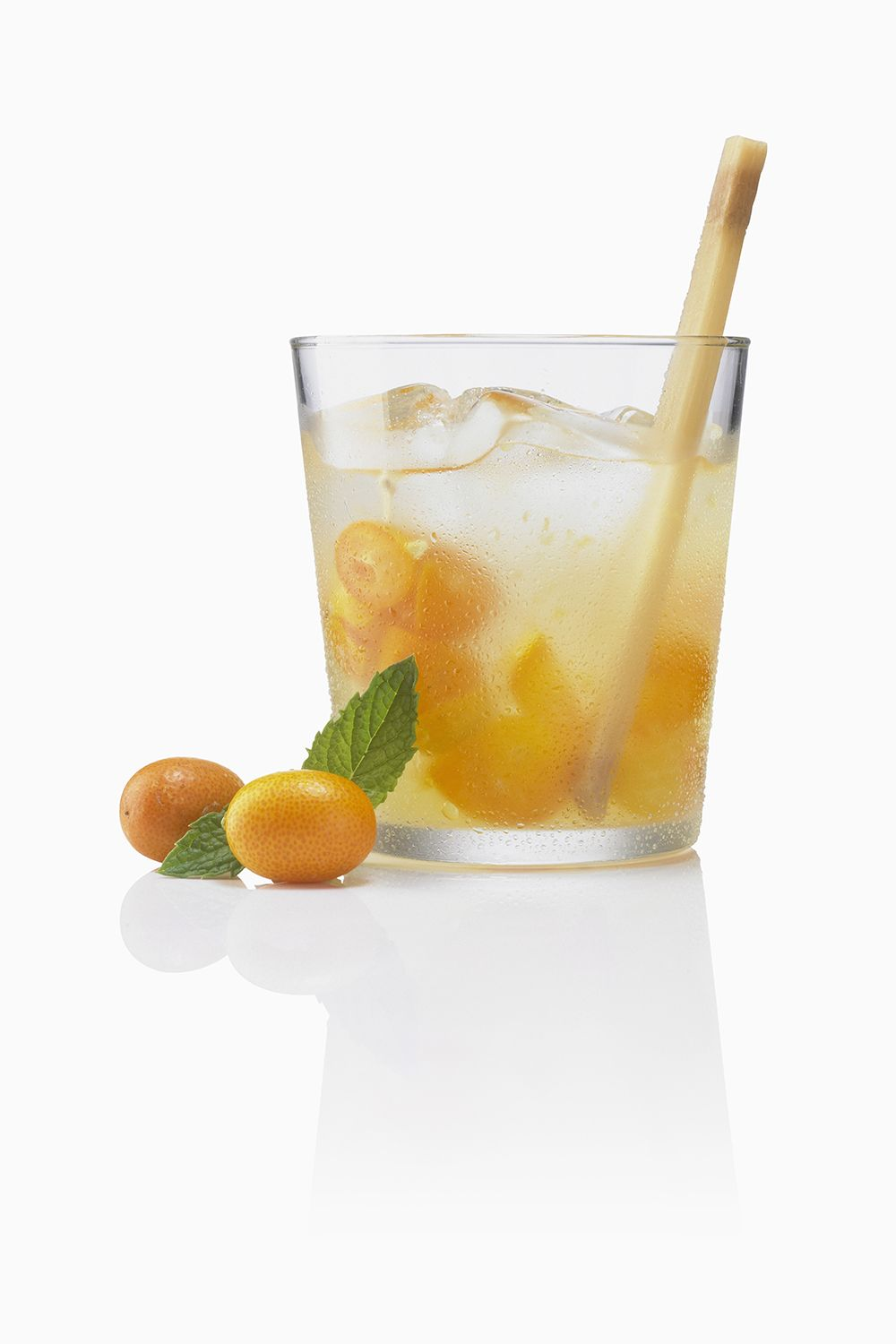 "<p><strong>Ingredients: </strong></p><p>2 parts Grey Goose Original</p><p>½ parts Grand Marnier</p><p>¼ squeeze Lime</p><p>2 tsps Demerara Brown Sugar</p><p>6 Kumquats</p><p><strong>Directions:</strong></p><p>Cut all the kumquats in half and put all the rest of the ingredients into a highball glass. Muddle all and add crushed ice. Float Grand Marnier.</p><p><em>From <a href=""https://www.greygoose.com/us/en/cocktail-recipes/cocktaildetail.17230.html"" target=""_blank"">Grey Goose</a>.</em></p>"