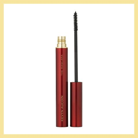 "<p>Is this tube not a total tall drink of water? Sleek, smooth, and ruby red—it's totally sexy. Not to mention, it's like a push-up bra for your lashes that comes off easy at the end of a long day.</p><p>Kevyn Aucoin The Curling Mascara, $28; <a href=""http://bit.ly/1NlDbTa"" target=""_blank"">spacenk.com</a>.</p>"