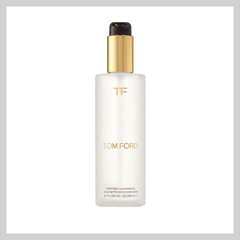 "<p>Yes, the price is steep, but Ford's new cleansing oil will sop off every last bit of makeup, as well as all the other scary toxins that collect on your face each and every day. And because it's Tom Ford, the face washing process won't feel like a chore, but rather a spa-like treatment.</p><p>Tom Ford Purifying Cleansing Oil, $80; <a href=""http://bit.ly/1NlAGQJ"" target=""_blank"">saksfifthavenue.com</a>.</p>"