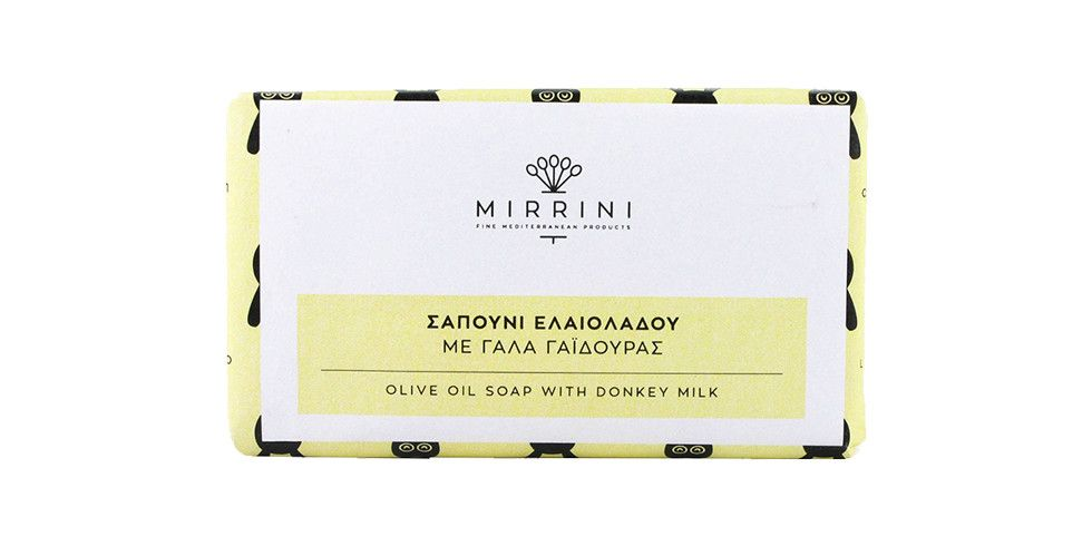 "<p>Made in Greece, this ultra-gentle soap teams olive oil with donkey milk proteins to nourish the skin. Use it to wash your face as a cleanser or let it melt into your bath à la Cleo.</p><p>Mirrini Olive Oil Soap with Donkey Milk, $9.99&#x3B; <a href=""http://bit.ly/1TlMwJV"" target=""_blank"">amazon.com</a>.</p>"