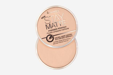 "<p>A setting powder is non-negotiable as we approach the sizzling months and this is one of the most solid (pun intended) formulas in the drugstore game for keeping shininess at bay.</p><p>Rimmel Stay Matte Powder, $5.79; <a href=""http://bit.ly/1VVjdSB"" target=""_blank"">drugstore.com</a>.</p>"