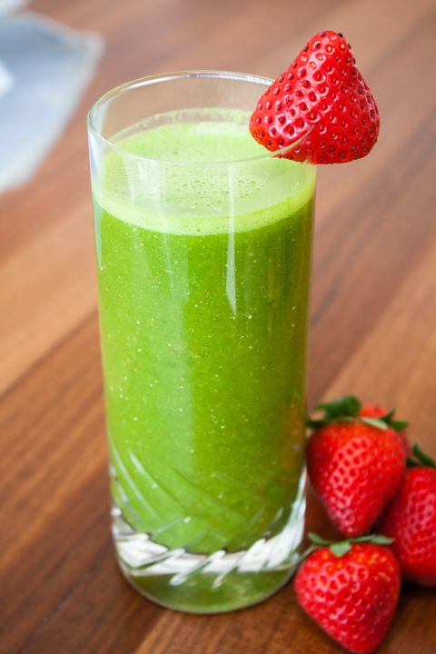 <p>Overlooking panoramic views of Biscayne Bay, travelers staying at Conrad Miami can tap into the Miami lifestyle by ordering the Cleanse and Detox Smoothie that boasts flax seed, apple, spinach, celery, parsley, cinnamon and water.</p><p>-</p><p><strong>Recipe for 4 glasses—blend together: </strong></p><p>1 Cucumber</p><p>Lemon Juice from 2 Lemons</p><p>1 Bunch Parsley</p><p>1 Green Apple</p><p>2 leaves Kale</p><p>1 Stalk Celery</p><p>1 tbs Ground Flaxseeds</p><p>1/2 tsp Ground Cinnamon</p><p>Strawberry, for garnish. </p><p>-</p><p><strong>To spike, add 1 ½ oz tequila or fruit vodka to each glass. </strong></p>
