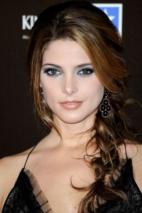 "MADRID, SPAIN - JUNE 28: Actress Ashley Greene attends ""The Twilight Saga: Eclipse"" premiere at Kinepolis Cinema on June 28, 2010 in Madrid, Spain. (Photo by Carlos Alvarez/Getty Images)"