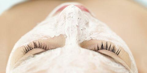 Beige, Close-up, Eyelash extensions, Eye liner,