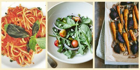 4 Easy, Delicious Vegetarian Recipes to Try at Home