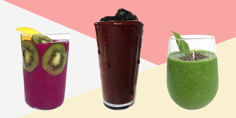 8 Amazingly Healthy Smoothie Recipes You've Never Heard Of