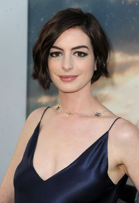 "<p>Hathaway has a positive outlook on her failed four-year relationship with Italian businessman Raffaello Follieri, as leading her to her now-husband Adam Shulman: ""I think the thing that I have learned is that a bad love experience is no reason to fear a new love experience. But you have to be very honest at every single stage with the person about how you've been hurt, and hopefully they will be supportive about whatever it is that you have to go through...Everybody has bad relationships and, at the end of the day, they are just a great way to set yourself up for a good relationship,"" <a href=""http://www.telegraph.co.uk/culture/film/starsandstories/8206954/Anne-Hathaway-That-was-a-bad-relationship.html"">she stated</a> openly in 2010. </p>"