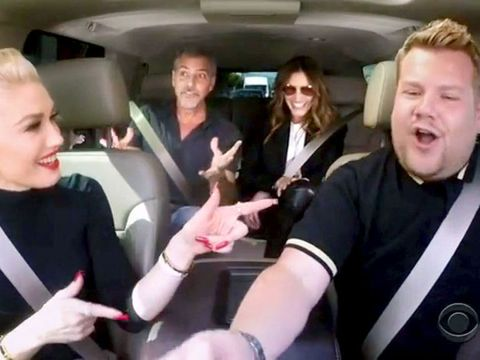 Arm, Finger, Fun, Hand, Car seat, Photograph, Head restraint, Facial expression, Luxury vehicle, Passenger,