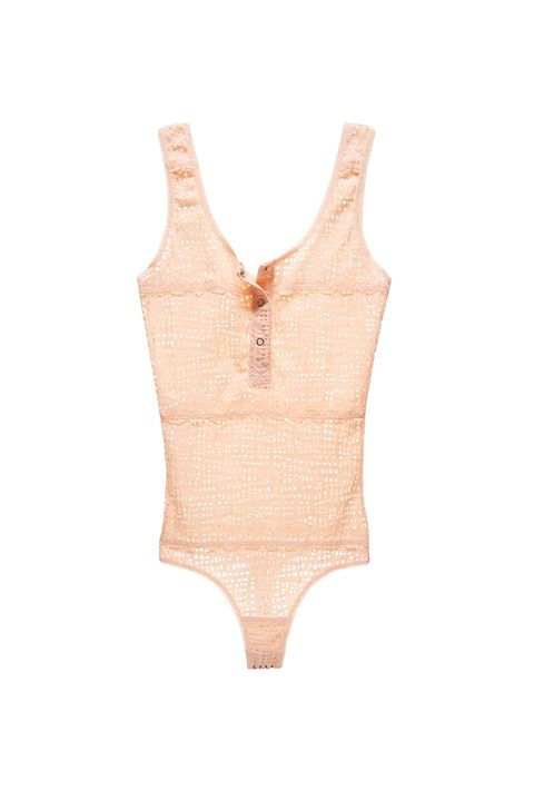 "<p>Negative Underwear eyelet bodysuit, $200, <a href=""https://negativeunderwear.com/collections/bodysuits/products/nudev1-essaouira-bodysuit"">negativeunderwear.com</a>.</p>"