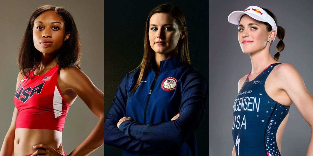 Girls of Summer: Meet the 5 Female Olympians You're About to See Everywhere