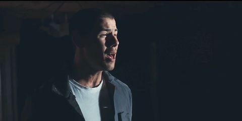 Nick Jonas Chainsaw Music Video