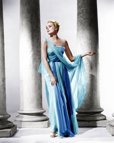 <p> Grace Kelly in <em>High Society</em>. See the resemblance? </p>