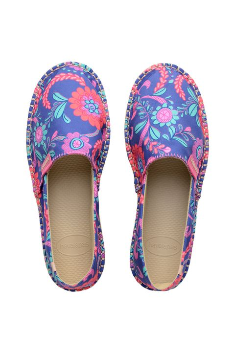 "<p>Liberty for Havaianas, $54, <a href=""http://rstyle.me/n/bpxyezbqb8f"">us.havaianas.com</a>.</p>"
