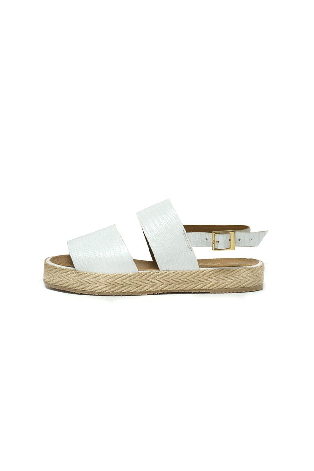 "<p>Kaanas buckle espadrilles, $109, <a href=""http://kaanas.com/collections/women/products/new-nice-white"">kaanas.com</a>.</p>"
