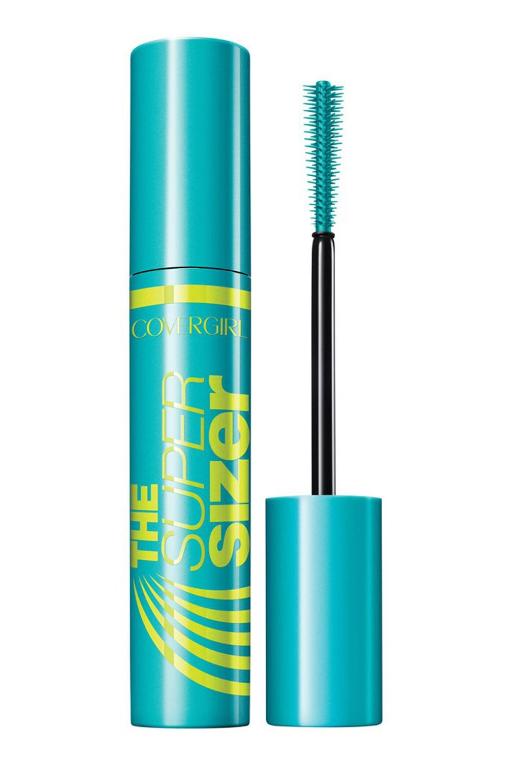 """<p>Designed for those of us who aren't blessed with <a href=""""https://www.instagram.com/p/BFRhKnQrs40/?taken-by=marieclairemag"""" target=""""_blank"""">Bambi lashes</a>, Covergirl's new Lash Blast formula lengthens stubby lashes with a twirl of its fanning wand. Use for the best effect at events where you want to keep all eyes on your eyes. </p><p><strong>The Super Sizer by Lash Blash Waterproof Mascara, $7&#x3B; <a href=""""https://www.covergirl.com/beauty-products/eye-makeup/mascara/super-sizer-waterproof-mascara"""" target=""""_blank"""">covergirl.com</a>. </strong></p>"""