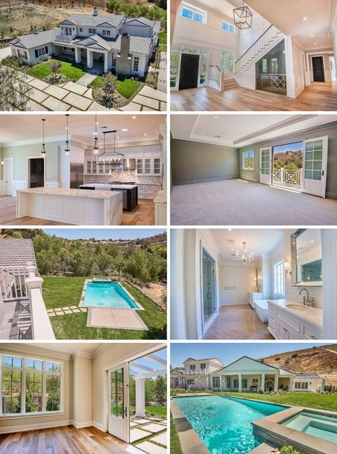 Kylie Jenner S House And Kendall Jenner S Apartment Photos
