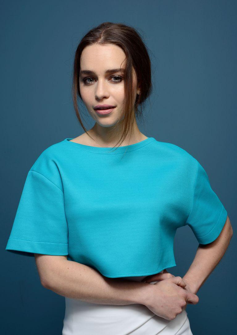 Emilia Clarke on Filming Nude 'Game of Thrones' Scene