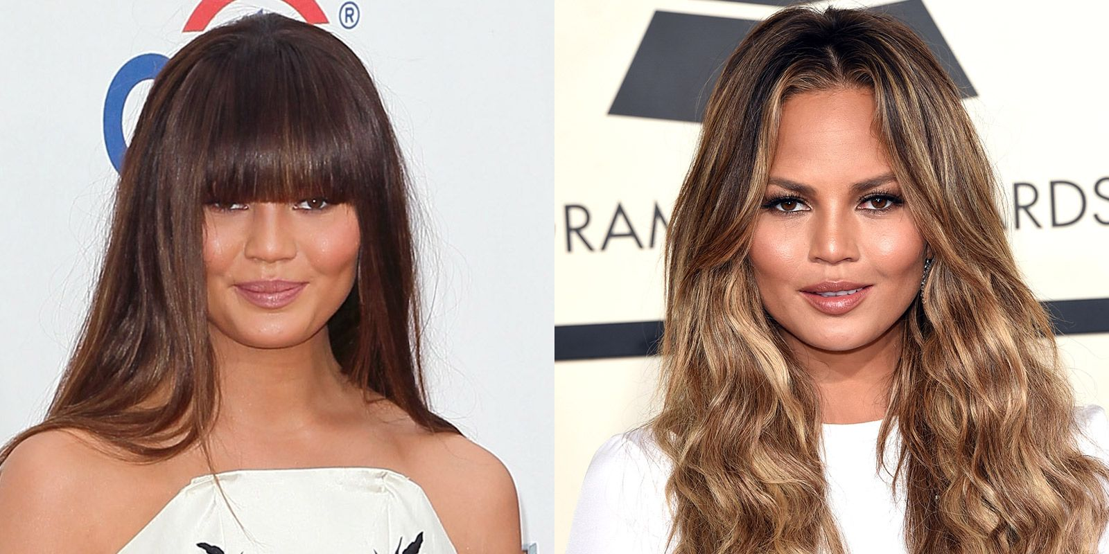 25 Celebrity Hairstyles With Bangs